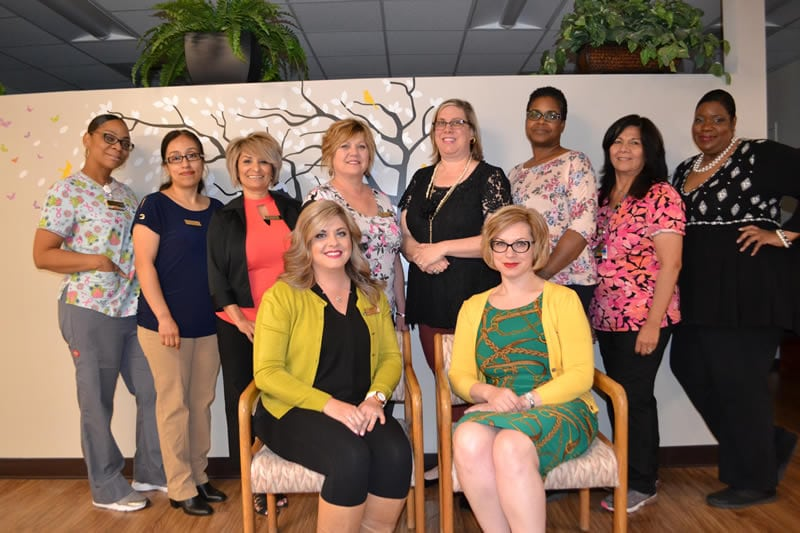 Inland Cancer Center Staff
